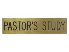 pastorstudy